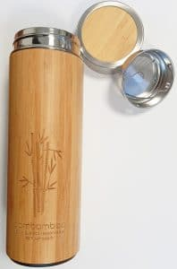 bouteille thermos bambamboo