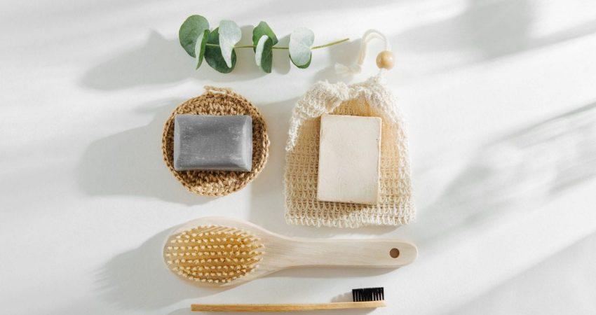 produits beauté en bambou