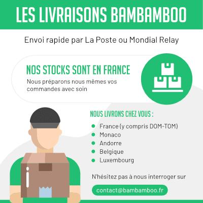 livraisons bambamboo 3